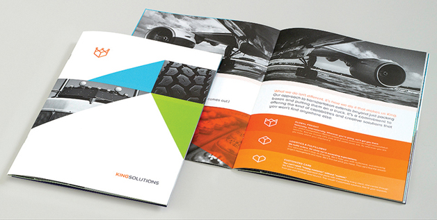5 brochure designs you ll love midland paper