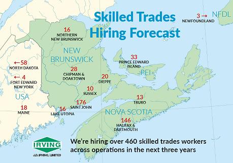 hiring-forecast-map
